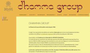 dhammagroup de bruxelles